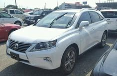 Well kept 2012 Lexus RX350 for sale