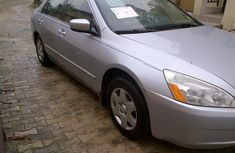 Tokunbo 2005 Honda Accord EOD FOR SALE