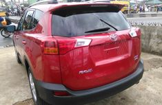 Foreign used TOYOTA Rav4 2012 FOR SALE