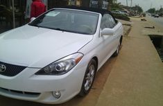 Tokunbo Toyota Solara (convertable) - 2008 FOR SALE