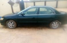 Clean Honda Accord 2000 Green for sale