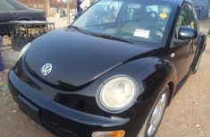 2001 Volkswagen Beetle Petrol Automatic for  sale
