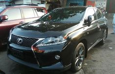 Lexus RX 2014 Automatic Petrol ₦15,000,000 for sale