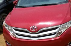 Toyota Venza 2015 Red for sale