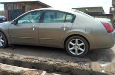 Nissan Maxima 2003 Gray FOR SALE