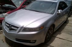 BRAND NEW TOKUNBO VEHICLE ACURA TL 2007 FOR SALE