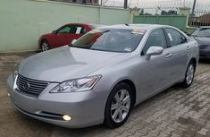 Tin-can Cleared 2009 Lexus ES 350 Silver for sale