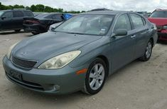 Tin-can Cleared 2005 Lexus ES 330 Green for sale