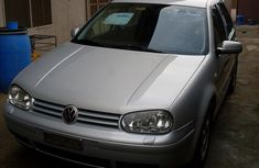2005 Clean Silver Colour Volkswagen Golf 4 For Sale -