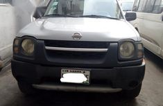 Clean Nissan Xterra 2004 Gray For Sale