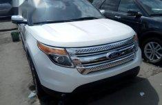 Ford Explorer 2011 White for sale