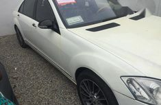 Mercedes-Benz S500 2007 White for sale