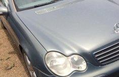 Mercedes-Benz C230 2006 Blue for sale