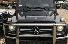 Mercedes G-wagon 2014 for sale