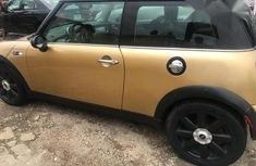 Used Mini Cooper Sport 2004 Gold for sale