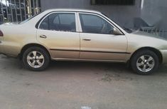 Clean Toyota Corolla 1998 for sale