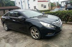 Clean Hyundai Sonata 2012 Black For Sale
