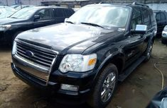 Ford Explorer 2007 Black for sale