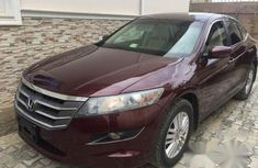 Tokunbo Honda Crosstour 2012 Red for sale