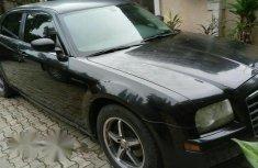 Clean Chrysler 300C 2008 Black for sale