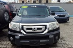 Toks Honda Pilot  2009 for sale with the fullest options