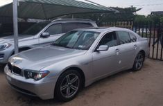 1999 GRADE A Tokunbo BMW 745li... Very Clean for sale