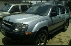 Nissan Xterra 2004 Silver for sale