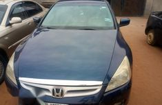 Honda Accord DC 2006 Blue for sale