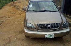 Lexus RX 300 2003 Brown for sale