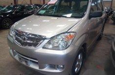 Toyota Avanza 2010 Silver for sale