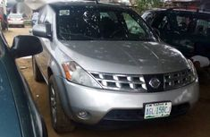 Nissan Murano 2005 Silver for sale