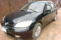 Honda Civic 2005 Black for sale