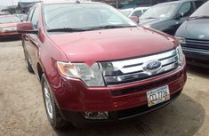 2008 Ford Edge Automatic Petrol well maintained for sale