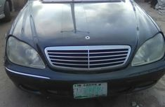 Mercedes Benz S500 2001 for sale