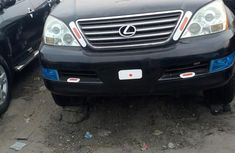 Lexus Gx470 2006 Black for sale