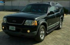 Ford Explorer 2003 Black for sale
