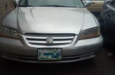 Honda Accord 2001 Silver for sale