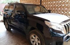 New Toyota Prado 2017 Black for sale