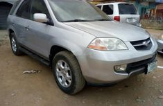 Acura MDX 2003 Petrol Automatic Grey/Silver for sale