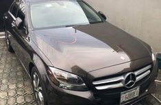 Mercedes-Benz C300 2016 Automatic Petrol ₦17,400,000 for sale