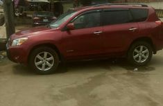 Toyota 4-Runner 2008 Red for sale