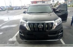 New Used Toyota Prado 2017 Black for sale
