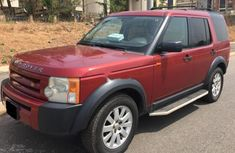 Almost brand new Land Rover LR3 Petrol 2006 for sale