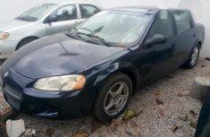 Clean Dodge Stratus 2003 Blue for sale