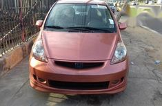 Clean Honda Fit 2007 for sale