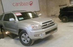 Toyota 4runner 2003 Silver For Sale