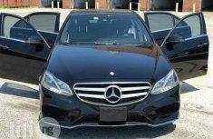 Mercedes Benz E350 2016 Black for sale