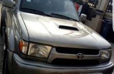 Toyota 4runner 2002 for sale