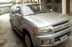 Infinity Qx4 2002 Silver for sale