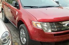 Tokunbo Ford Edge 2009 Red for sale